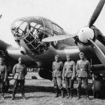 Heinkel 111 flyet som bombet Bodø - Kopi