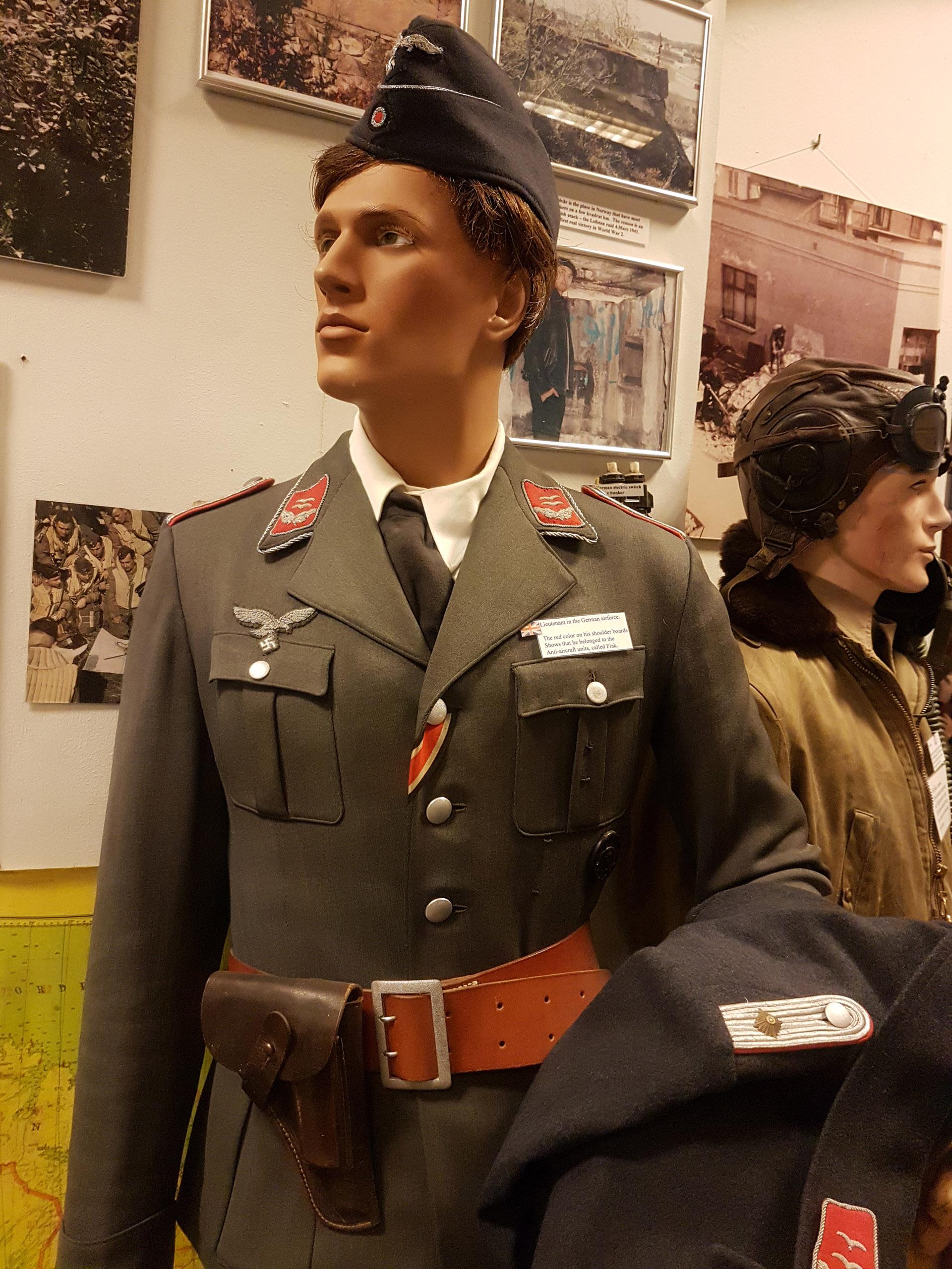 Luftwaffe flak. Luftværn